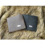 Man PU leather fashion wallet