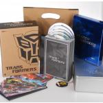 OUT OF STOCK !!  Transformers DVD Collector's Set