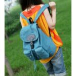 Canvas Backpack Travel Casual Bag