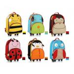 Children Trolley Luggage /Kids Wheeled Luggage / Cartoon Animal Portable Suitcase